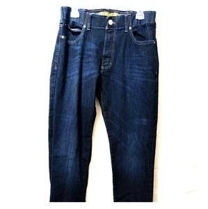 Lee's Men's Straight Fit Tapered Jeans